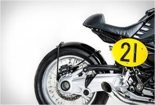 MOTO PERSONALIZADA BMW R NINET - Imagem - 4