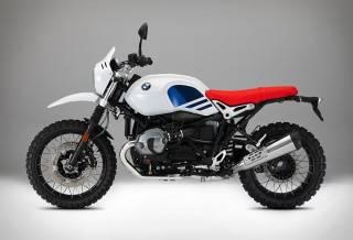 Moto BMW R ninet Urban GS