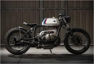 MOTO PERSONALIZADA BMW R100