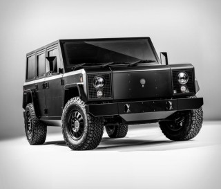 Bollinger All-Electric SUV - Imagem - 4