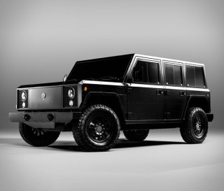 Bollinger All-Electric SUV - Imagem - 2