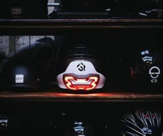 Luz de Freio do Capacete - Imagem - 5