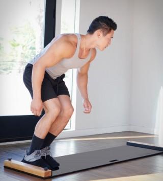 Prancha para Fitness em casa - BRRRN BOARD - Imagem - 2