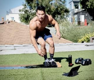 Prancha para Fitness em casa - BRRRN BOARD - Imagem - 3
