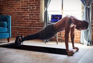 Prancha para Fitness em casa - BRRRN BOARD