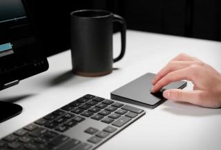 Mouse Ótico Utilizado em Computadores, notebooks e IPADs - Brydge iTrack