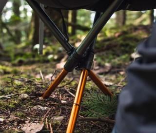 Banquinho tripé para acampamento - BTR Camping Stool - Imagem - 2