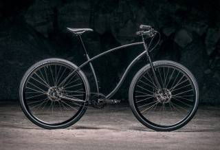 Bicicleta No.3 Pitch Black | Budnitz