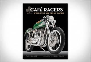 LIVRO DE MOTOS PERSONALIZADAS - CAFE RACERS