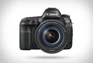Câmera Canon EOS 5D Mark IV