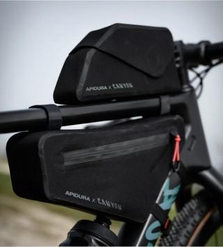 Bolsa para quadro de bicicleta - Canyon x Apidura Bikepacking Bags - Imagem - 4