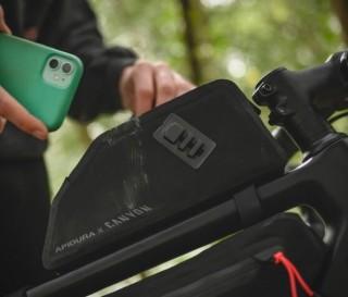Bolsa para quadro de bicicleta - Canyon x Apidura Bikepacking Bags - Imagem - 2