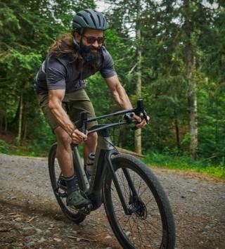 Bicicleta elétrica Canyon Grail - Imagem - 4