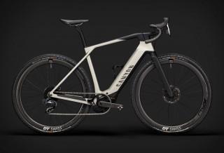 Bicicleta elétrica Canyon Grail