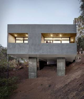 Arquitetura - Casa Parque de Estacionamento - Imagem - 5