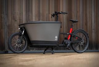 Bicicleta de Carga Elétrica - Carqon Family Cargo eBike