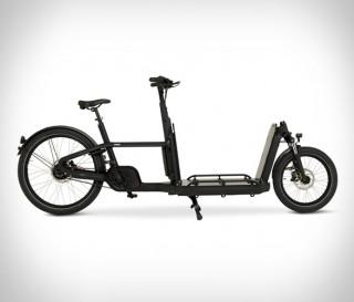 Bicicleta Elétrica de Carga de Última Geração - Carqon Flatbed eBike - Imagem - 3