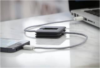 CARREGADOR IPHONE - JUMP CABLE - Imagem - 2