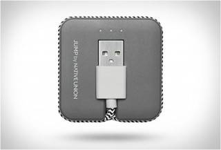 CARREGADOR IPHONE - JUMP CABLE