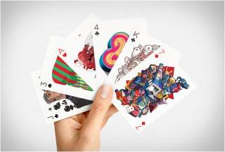 CARTAS DE POKER - PLAYING ARTS
