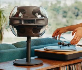Alto-falante futurístico - CELL ALPHA SPEAKER - Imagem - 3