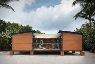Casa de Praia - Por Charlotte Perriand