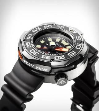 Relógio Mergulhador Profissional Citizen Eco-Drive - Imagem - 2