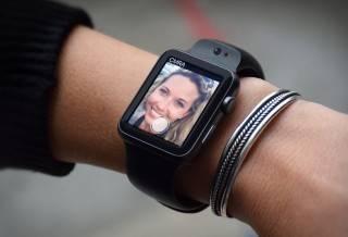 Câmera CMRA para Apple Watch