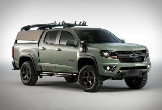Picape Colorado Z71 Surf