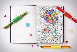 Coloring Notebook   Caderno para Colorir - Imagem - 3