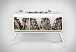 Mesa/Estante Com.Four DJ