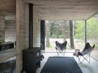 Arquitetura - Casa H3 - Estrutura de Concreto - Imagem - 5