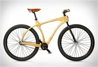 BICICLETA DE MADEIRA - CONNOR WOOD BICYCLES - Imagem - 4