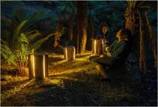 SISTEMA DE ILUMINAÇÃO LED CRACKED LOG LAMPS - Imagem - 5