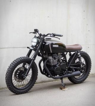 Uma das Motos Mais Vendidas do Mundo - Crooked Yamaha XS400 - Imagem - 2