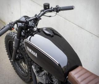 Uma das Motos Mais Vendidas do Mundo - Crooked Yamaha XS400 - Imagem - 5