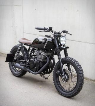 Uma das Motos Mais Vendidas do Mundo - Crooked Yamaha XS400 - Imagem - 3