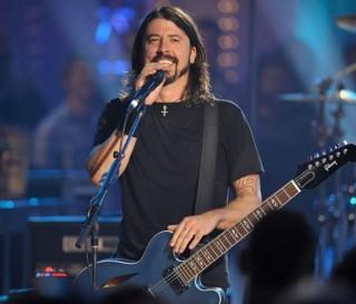 Líder do Foo Fighters e Ex-Baterista do Nirvana - DAVE GROHL THE STORYTELLER - Imagem - 3