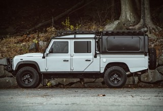 Land Rover DEFENDER 130 EXPEDITION