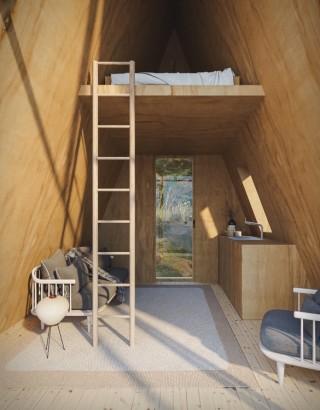 Quer construir sua própria cabana na selva? - Imagem - 2