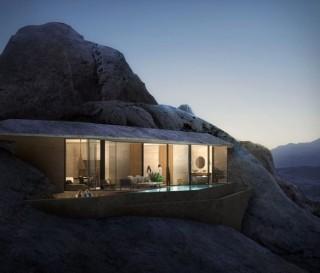 Novo Resort nas Montanhas da Arábia Saudita - DESERT ROCK HOTEL - Imagem - 2