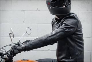 Jaqueta de Couro para Motoqueiros | Deus Cafe Racer Leather Jacket | Deus Ex Machina - Imagem - 2