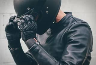 Jaqueta de Couro para Motoqueiros | Deus Cafe Racer Leather Jacket | Deus Ex Machina - Imagem - 5