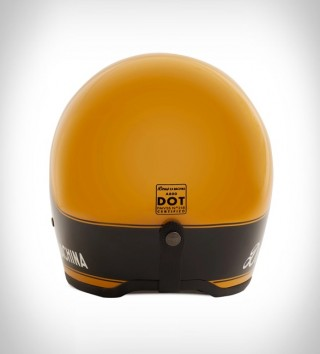 Capacetes Deus Django Vintage MX Helmet - Imagem - 3