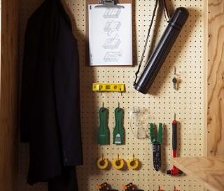 Escritório doméstico móvel que vem em uma caixa - DIY Office Box - Imagem - 3