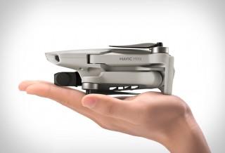DJI Mavic Mini - Drone menor e mais leve drone dobrável de todos os tempos da DJI