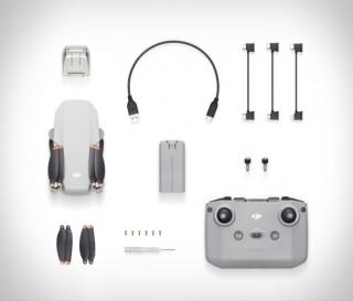 Drone DJI Mini 2 - Tamanho da palma da mão agora voa mais longe - Imagem - 3