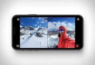 APP para filmar a partir de duas câmeras ao mesmo tempo - DoubleTake App