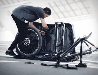 Bolsa de Viagem de Bicicleta Douchebags - Imagem - 2
