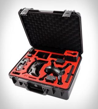 Malas protetoras à prova de esmagamento - DRONE HANGAR PELICAN CASE - Imagem - 4